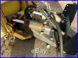 John Deere 54 SnowithDirt Blade for John Deere 322