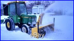 John Deere 59 Snow Blower for 855 955 4410 Compact Tractor