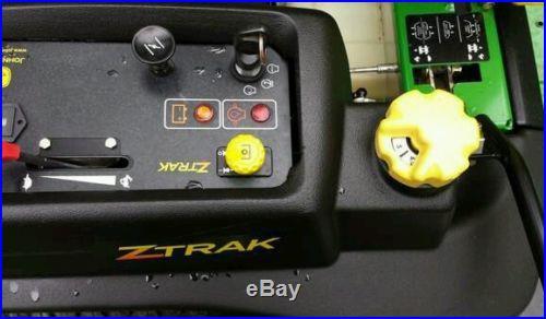 John Deere 60 Zero Turn Mower-737 Z Trak-CLEAN-CASH disount-Priced to move