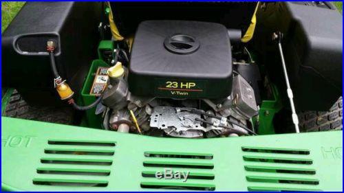John Deere 60 Zero Turn Mower-737 Z Trak-ONLY 570 hours