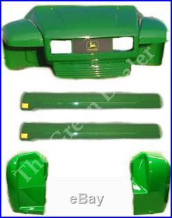 John Deere 6X4 Gator Plastic Replacement Kit