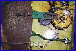 John Deere 70-100-108 garden tractor MOWER DECK