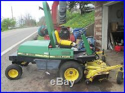 John Deere Commercial 925 Diesel 60 Front Mower