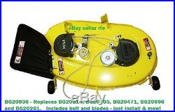 John Deere Complete 42 Mower Deck BG20936 Replaces BG20814 FAST SHIPPING