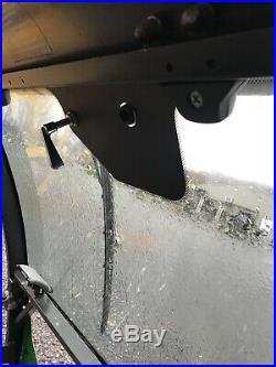 John Deere Curtis Cab Frame Windshield X475 X485 X495 X585 X595 X720 X728 X729