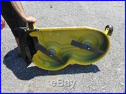 John Deere EZ Trak Z225 42 Complete Mower Deck