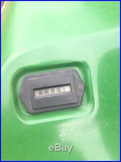 John Deere F620 54 Deck Kohler Engine 1325 Hours Lawn Mower Zero Turn