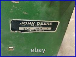 John Deere Front 540 PTO 120 140 300 312 314 316 317 318 Series Garden Tractor
