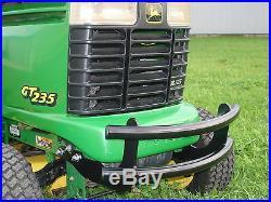John Deere Front Bumper GT GX Series Lawn Garden Tractor GT225 GT235 GT245 GX255