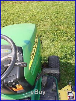 John Deere Front Bumper Garden Series Lawn Mower Tractor 325 335 345 355D