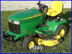 John Deere Front Bumper LX Series Lawn Mower Garden Tractor LX255 LX266 LX277