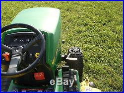 John Deere Front Bumper Lawn Mower Tractor LX172 LX173 LX176 LX178 LX186 LX188