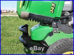 John Deere Front Bumper Lawn Tractor 325 335 345 355 GX325 GX335 GX345 GX355