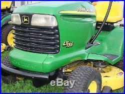 John Deere Front Bumper Lawn Tractor LT150 LT155 LT160 LT166 LT170 LT180 LT190