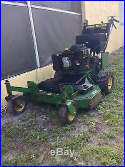 John Deere GS36 walk behind lawnmower