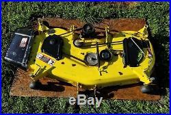 John Deere GT245 54C 54 Inch Mower Deck GT225 GT235 GT245 LX288 GX335 GX345