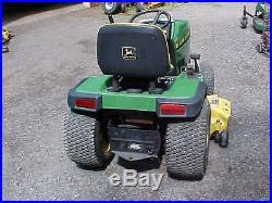 John Deere GT 275 Garden Tractor with 48 Mowing Deck (Nice Shape)