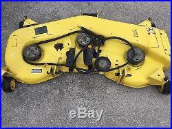 John Deere Garden Tractor 425 445 455 54 54 Inch Mower Mowing Deck