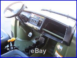John Deere Gator 850D, XUV, 4x4, diesel, 322 hrs. Power dump NICE