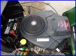 John Deere L120 Riding Mower 48 Deck 20 HP Engine