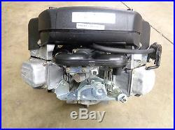 John Deere LA135 22HP Briggs and Stratton V-Twin Motor
