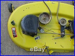 John Deere LA Series LA105 Lawnmower Mower Deck Part# BG20936