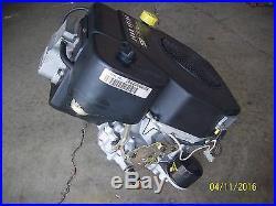 John Deere LT155 Kohler 15 hp engine CV15S