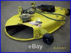 John Deere LT160 42 mower deck LT170 LT180