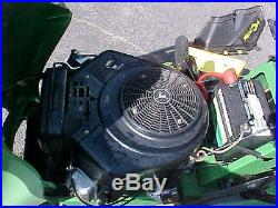 John Deere LT166 Lawn Tractor with 46 Mowing Deck (Very Nice Shape)
