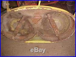 John Deere L / LA Series 42 Mowing Deck (Very Nice Shape)