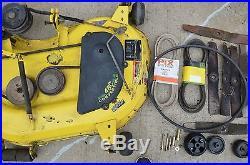 John Deere Model 48C Riding Lawn Mower Deck