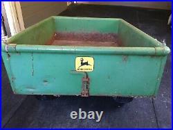 John Deere Model 80 Dump Cart for Lawn & Garden Tractors