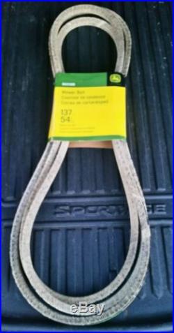 John Deere OEM Belt GX21395 54 L@@K Mower Belt