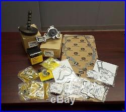 John Deere Oem Camshaft Water Pump Gasket Kit 345 F725 285 320 Am127312 Am134585