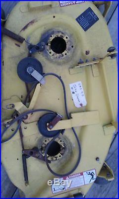 john deere srx95 42 mower deck #10