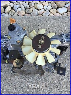 John Deere STX38 Black Deck Lawn Mower Tufftorq Hydro Drive Transmission