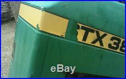 John Deere STX 38 Riding Mower Complete Hood