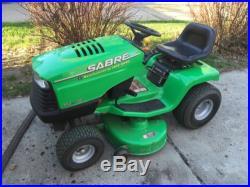John Deere Sabre Garden / Lawn Tractor 1438