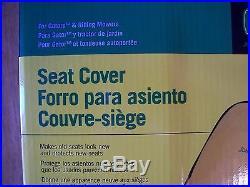 John Deere Seat Cover, Gator and Riding Mower, LP92324, Medium, New