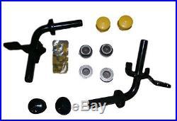 John Deere Steering Spindle Kit Bushings D100 LA100 125 GY22251 GY22252