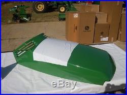 John Deere Upper Hood Am132526, GT242 GT262 GT275 LX188 LX176 Free Shipping