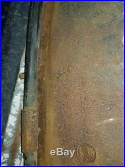 John Deere Used 110 112 120 140 Patio Blue Seat