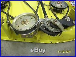 John Deere X300 38 mower deck. AM135882