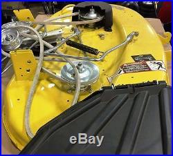 John Deere X300 mower deck complete 42 No. 24193
