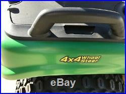 John Deere X739 Signature Series Garden Tractor