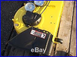 John Deere Z300 Model Complete 42 ACCEL DEEP Mower Deck