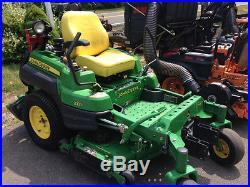 John Deere Z810A Turn Mower