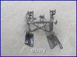 John Deere factory original cat 0 three point hitch nice 318 420 430 322 332