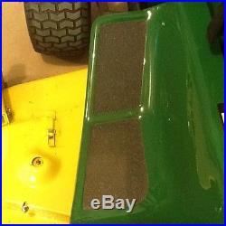 John Deere foot fender grips for 316 318 322 330 332 420 430 garden tractor