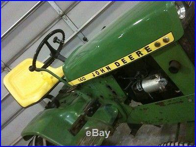 John Deere garden tractor seat 300,312,314,316,317,318